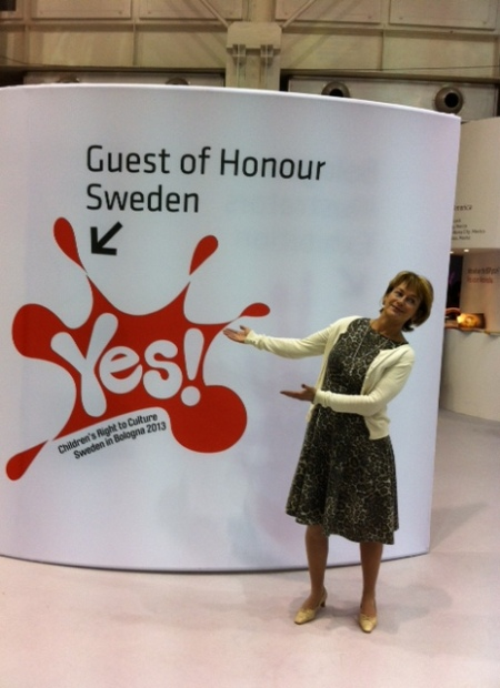 The Swedish overall theme: Children's Right to Culture.