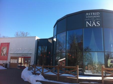 The cultural centre Astrid Lindgren's Näs.