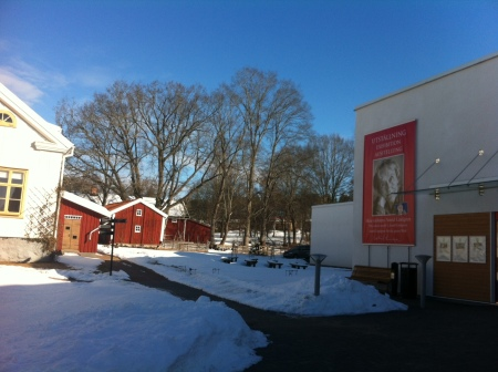 Astrid Lindgren's Näs in Vimmerby, the birthplace of Astrid Lindgren.