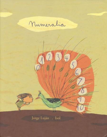 Cover of Numeralia (Fondo de Cultura Económica, 2007 )