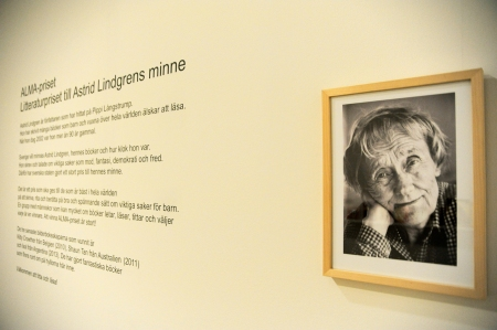 The museum also presents the Astrid Lindgren Memorial Award.