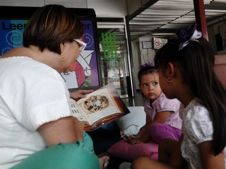 Photo: Banco del Libro