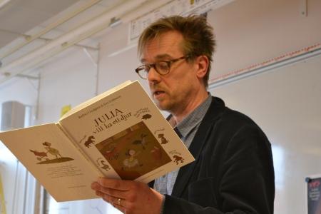 Mats Kempe. Photo: Astrid Lindgren's Näs