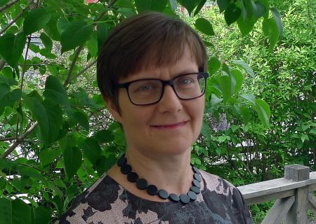 Katarina Kieri. Photo: Daniel Werkmäster