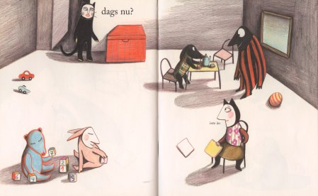 Alors? (2006) by Kitty Crowther.