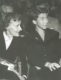 Astrid Lindgren and Tove Jansson 1958.