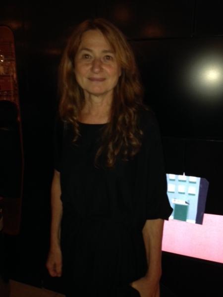 Director Kristina Lindström.