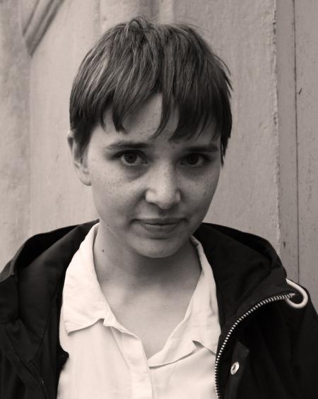 Siri Ahmed Bäckström. Photo: Anna Drnvik