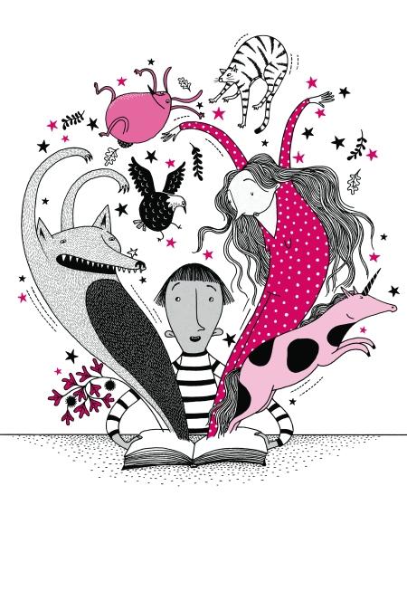 Illustration: Mia Nilsson, Agent Bauer.