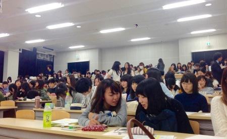 studenter på city univ