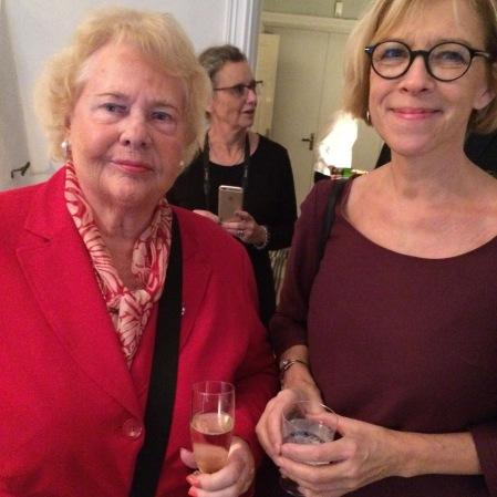 Kerstin Qvint and Ann Sköld.